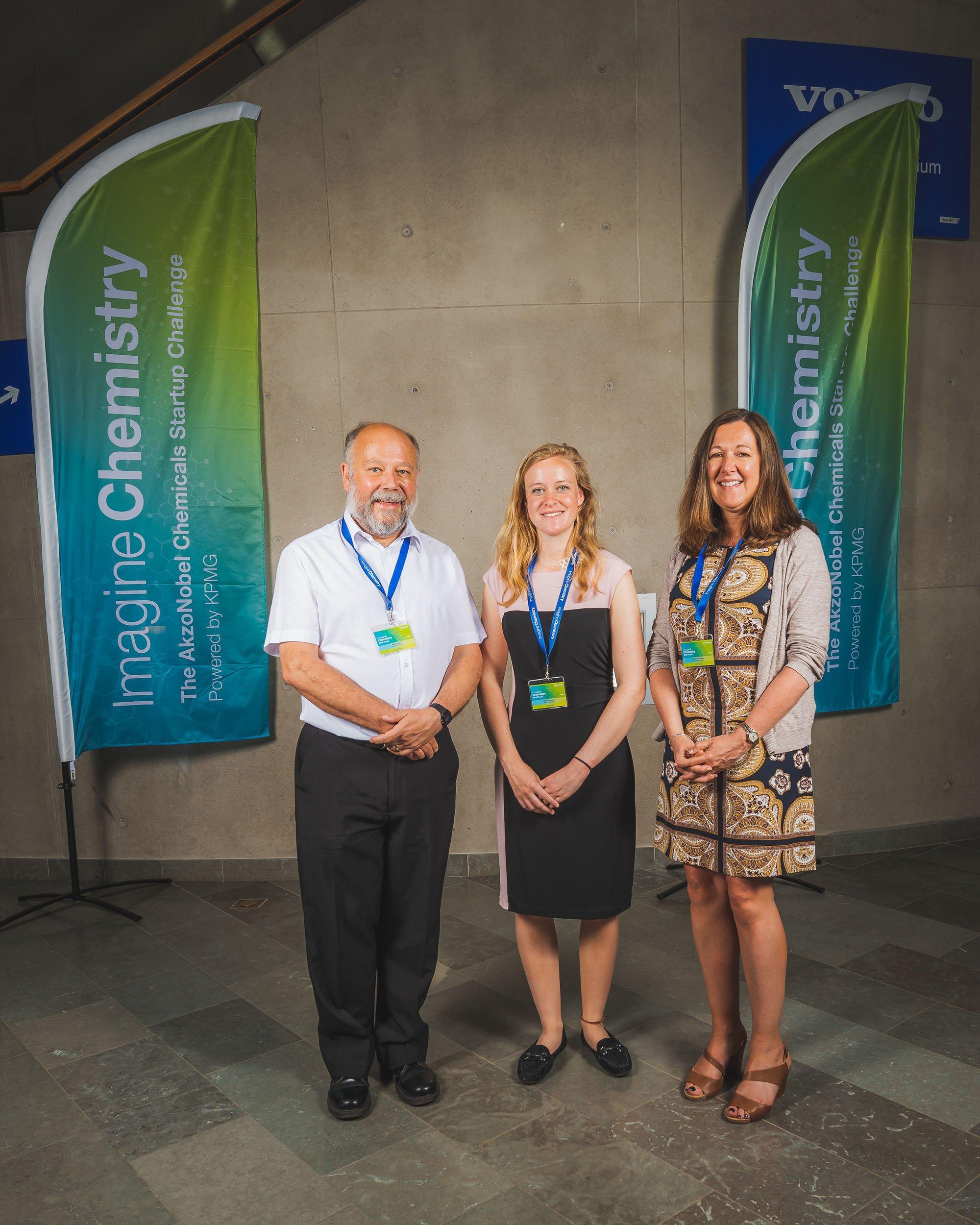 Arvia AkzoNobel Award